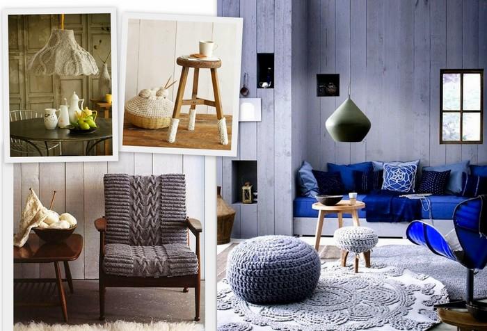 interiorismo eco con lana