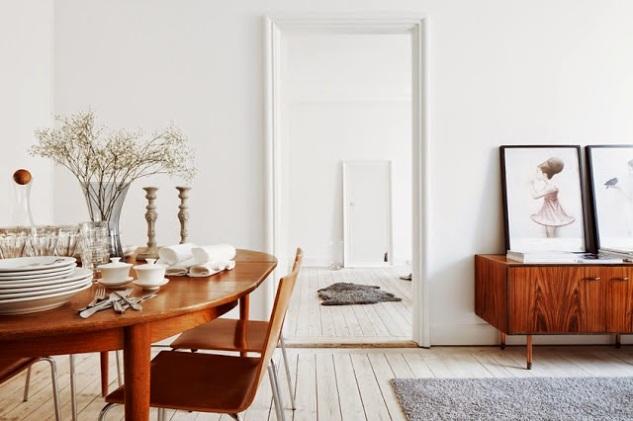 tendencia madera en decoracion