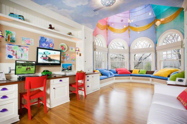 habitacion de juegos para toda la familia en tu casa
