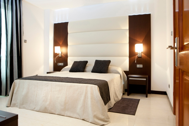 hotel en bata nueva guinea decorado por gm proyecto
