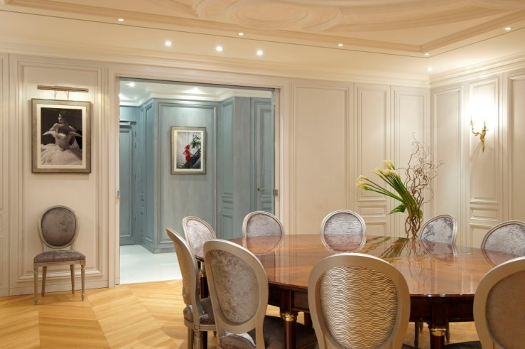 suite Christian Dior Hotel Majestic Barriere
